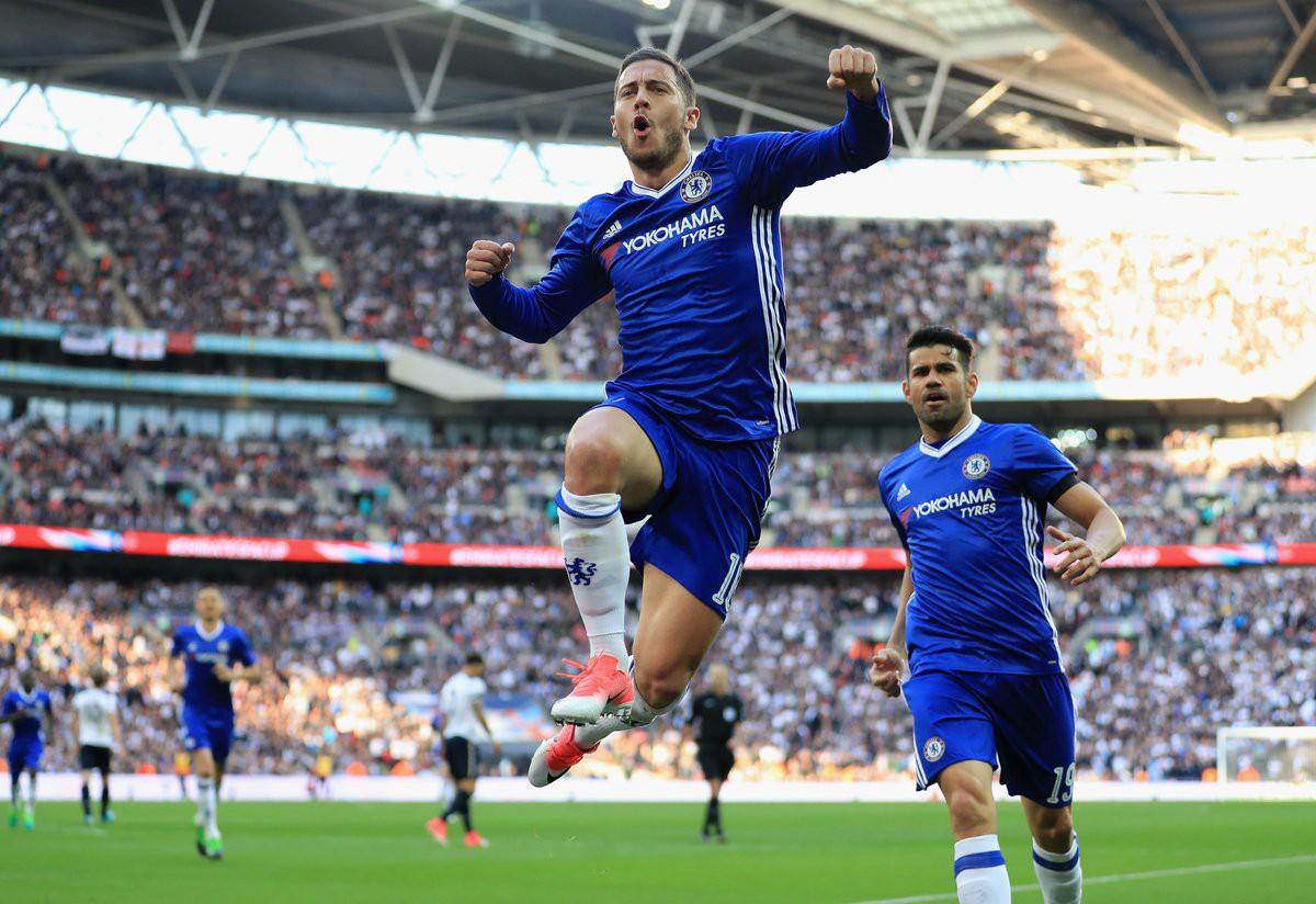 """""""Lời nguyền Wembley"""" mang lại lợi thế cho Chelsea trước Tottenham - Ảnh 6."""