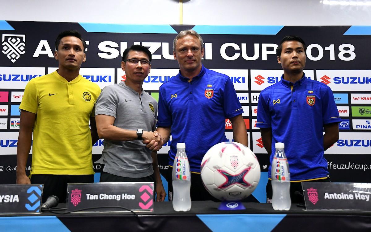 HLV tuyển Malaysia áp dụng triết lý ở trận thua VN để quyết đấu với Myanmar  - Ảnh 3.