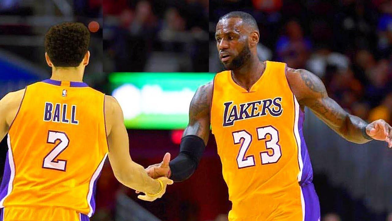 LeBron James đã nói gì để khiến Lonzo Ball thay đổi? - Ảnh 2.