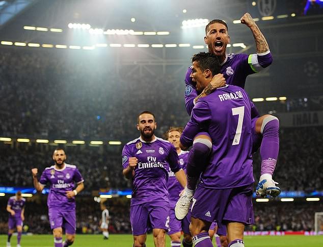 Real Madrid và UEFA đã che giấu việc Sergio Ramos sử dụng doping như thế nào? - Ảnh 3.