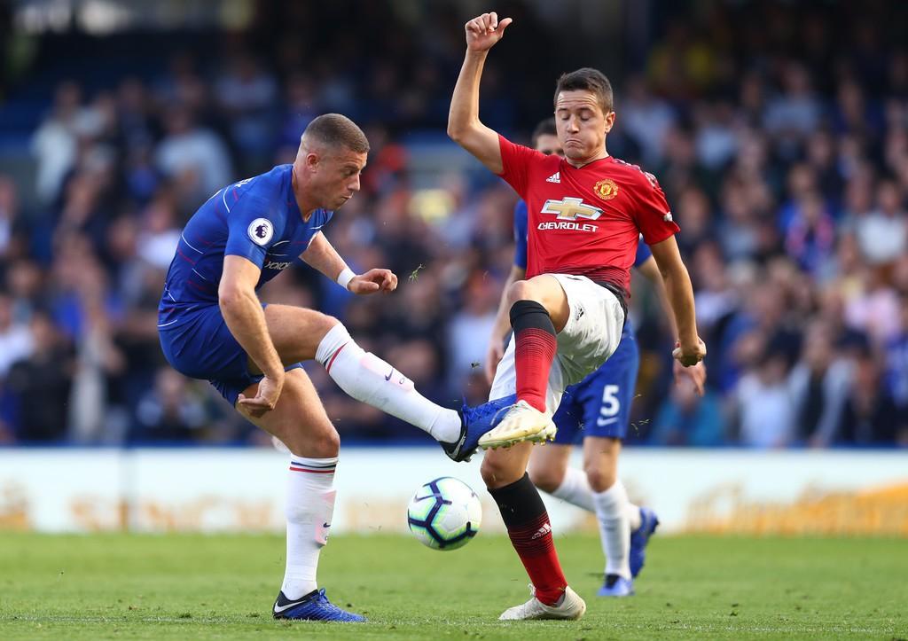 Dữ liệu đặc biệt cho thấy Tottenham phải hối tiếc khi để tuột Barkley vào tay Chelsea - Ảnh 2.