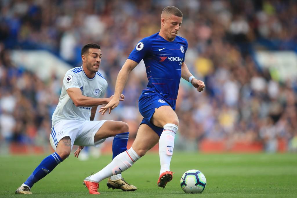 Dữ liệu đặc biệt cho thấy Tottenham phải hối tiếc khi để tuột Barkley vào tay Chelsea - Ảnh 4.