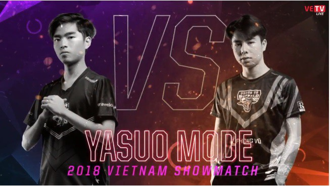 All-Star 2018 Vietnam: Kết quả trận đấu Solo Yasuo  - Ảnh 3.