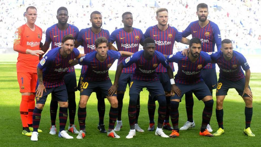 Vượt cả Real Madrid và Man Utd, Barcelona lập kỷ lục trả lương trong giới thể thao - Ảnh 1.
