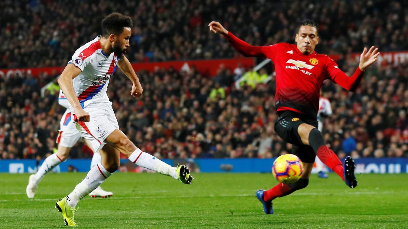 Martial bỏ lỡ kỷ lục và những điểm nhấn khi Man Utd chia điểm với Crystal Palace - Ảnh 2.