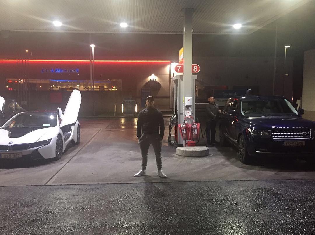 Conor McGregor sắp ra tòa vì chạy xe quá tốc độ - Ảnh 4.