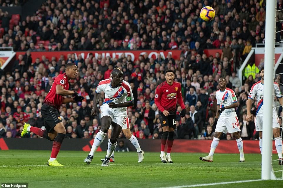 Hòa nhạt Crystal Palace, HLV Mourinho tiếp tục vạch tội các cầu thủ Man Utd - Ảnh 1.