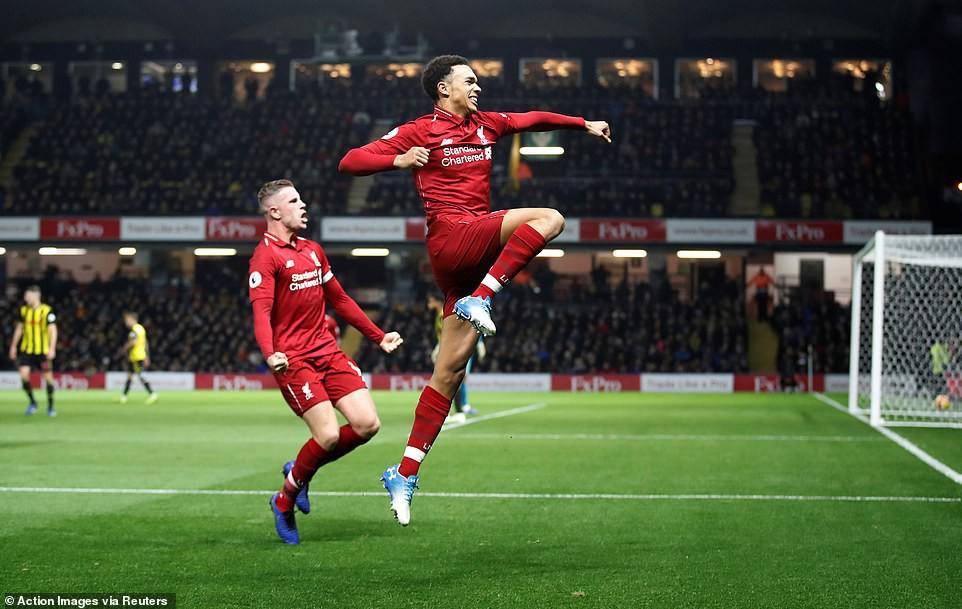 HLV Klopp phản ứng thế nào trước kỷ lục điểm số của Liverpool tại giải Ngoại hạng Anh? - Ảnh 1.