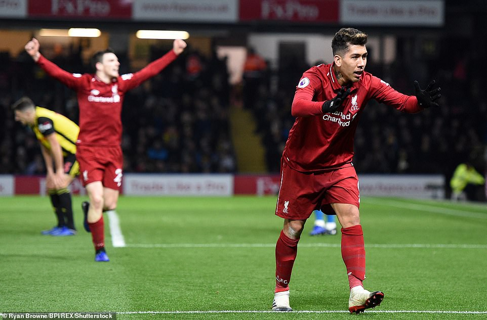 Hiệu suất khó tin của Mo Salah và top 5 điểm nhấn trận Watford - Liverpool - Ảnh 7.