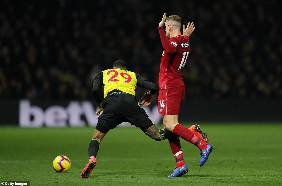Hiệu suất khó tin của Mo Salah và top 5 điểm nhấn trận Watford - Liverpool - Ảnh 5.
