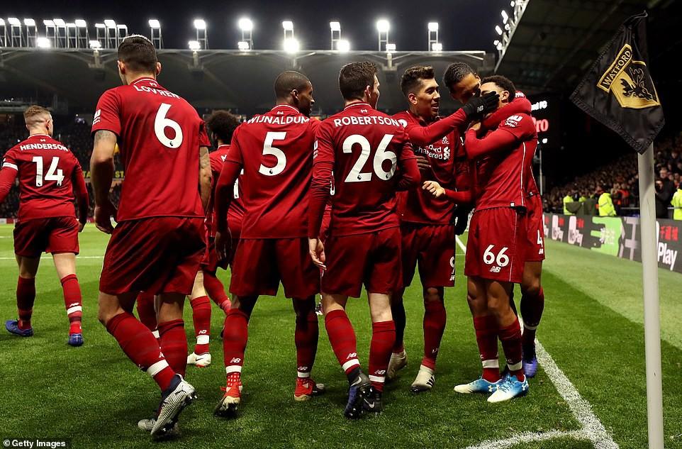 HLV Klopp phản ứng thế nào trước kỷ lục điểm số của Liverpool tại giải Ngoại hạng Anh? - Ảnh 4.