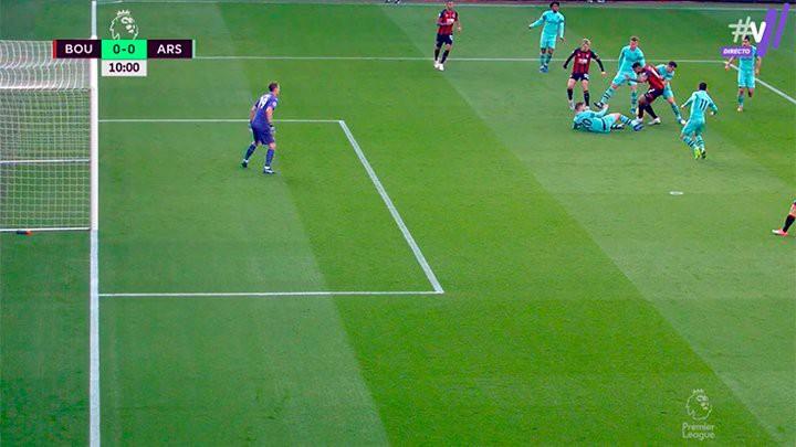 Aubameyang trở thành vua ghi bàn vào Chủ nhật và những điểm nhấn ở trận Bournemouth - Arsenal - Ảnh 5.