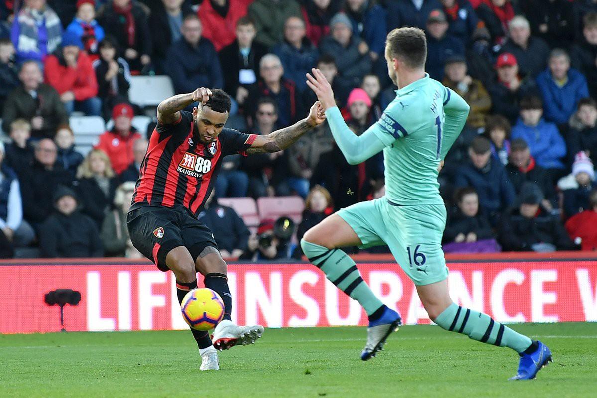 Aubameyang trở thành vua ghi bàn vào Chủ nhật và những điểm nhấn ở trận Bournemouth - Arsenal - Ảnh 3.