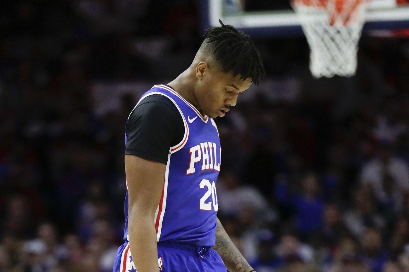 TIN ĐỒN: Philadelphia 76ers có khả năng chia tay tài năng trẻ Markelle Fultz - Ảnh 1.