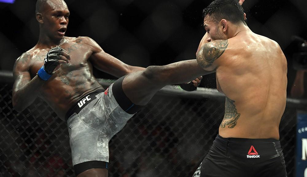UFC 234: Trận chiến của những ông vua màu mè - Ảnh 1.