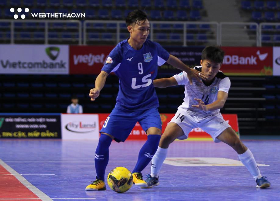 Chung kết futsal Cúp QG 2018: Sanna Khánh Hòa hạ nhà Á quân để vào gặp Thái Sơn Nam - Ảnh 1.