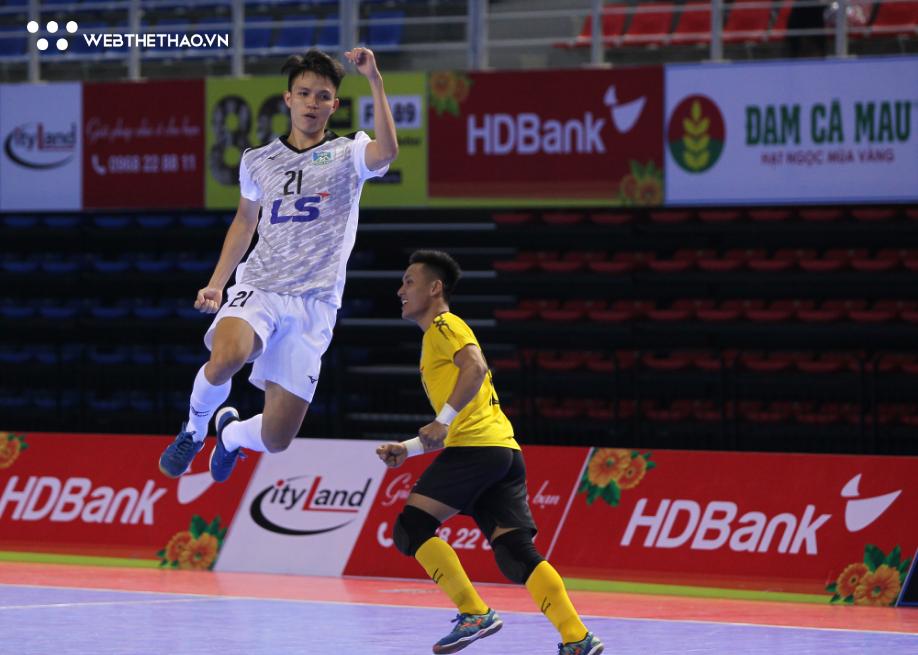 Chung kết futsal Cúp QG 2018: Sanna Khánh Hòa hạ nhà Á quân để vào gặp Thái Sơn Nam - Ảnh 2.