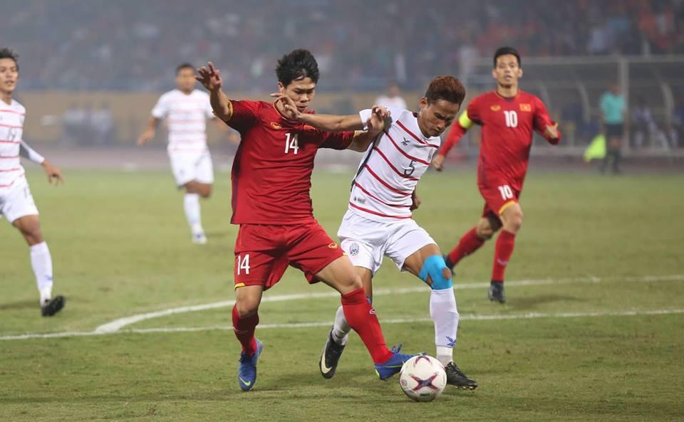 HLV Lê Thuỵ Hải bất ngờ khen ông Park Hang Seo lắm chiêu - Ảnh 3.