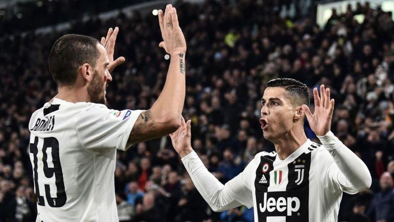 Mở tỉ số trước SPAL, Ronaldo phá kỉ lục tồn tại 50 năm của Anastasi - Ảnh 1.