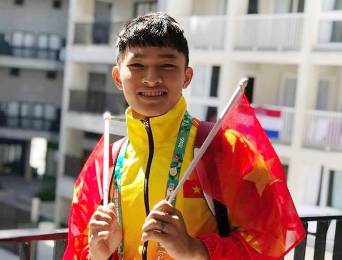 Ngô Sơn Đỉnh (56kg): Người viết tiếp hành trình thống trị của cử tạ Việt Nam ở Olympic trẻ - Ảnh 3.