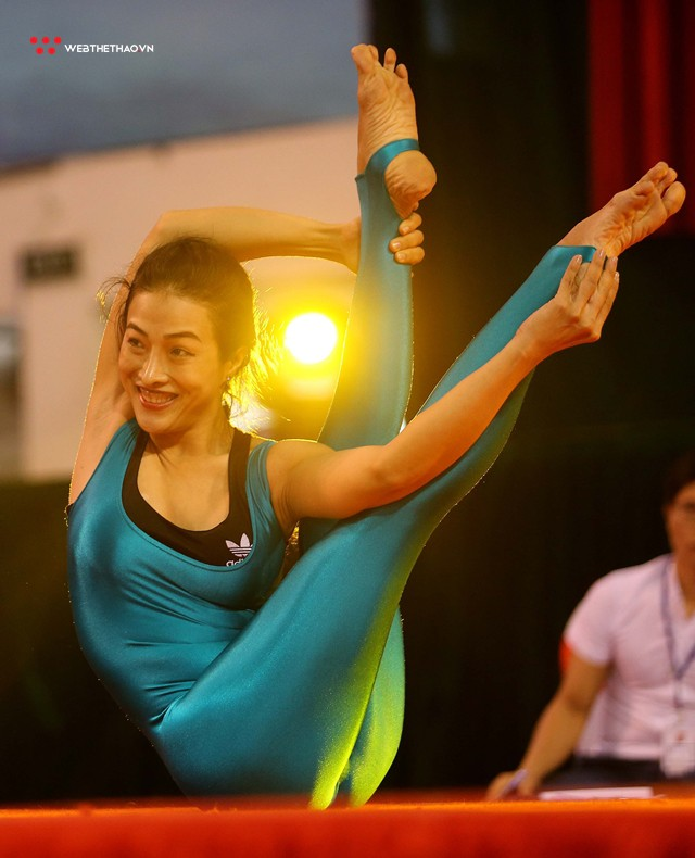 Hấp dẫn sân chơi chuyên nghiệp đầu tiên cho những tín đồ Yoga tại Việt Nam - Ảnh 14.