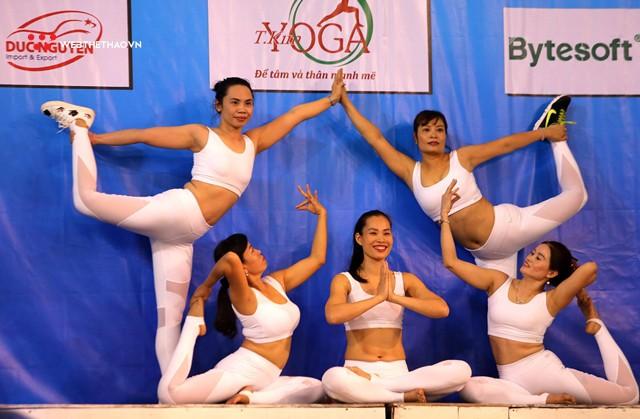 Hấp dẫn sân chơi chuyên nghiệp đầu tiên cho những tín đồ Yoga tại Việt Nam - Ảnh 7.