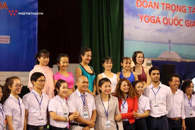 Hấp dẫn sân chơi chuyên nghiệp đầu tiên cho những tín đồ Yoga tại Việt Nam - Ảnh 1.