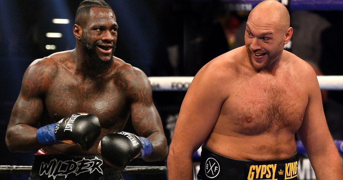 Tyson Fury: Sau khi đánh bại Wilder, tôi sẽ ở lại Mỹ và trở thành ông vua PPV tiếp theo - Ảnh 1.