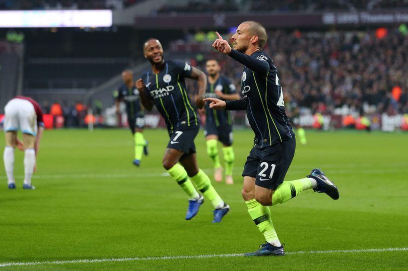Choáng với tốc độ ghi bàn khởi đầu của Man City khiến các đối thủ sụp đổ - Ảnh 1.