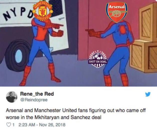 Arsenal và Man Utd đã lừa dối nhau trong thương vụ hoán đổi Mkhitaryan - Sanchez? - Ảnh 9.