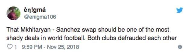 Arsenal và Man Utd đã lừa dối nhau trong thương vụ hoán đổi Mkhitaryan - Sanchez? - Ảnh 7.