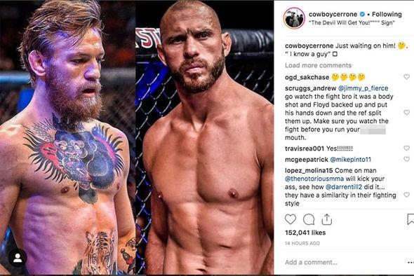 UFC bất ngờ hạ giá Conor McGregor, yêu cầu đấu với... cao bồi Donald Cerrone - Ảnh 4.
