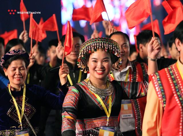 Khai mạc Đại hội thể thao toàn quốc 2018: Hà Nội so kè TPHCM ngôi vị Nhất toàn đoàn - Ảnh 4.