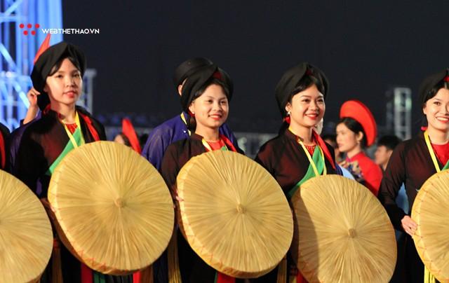 Khai mạc Đại hội thể thao toàn quốc 2018: Hà Nội so kè TPHCM ngôi vị Nhất toàn đoàn - Ảnh 6.