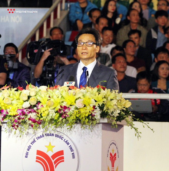 Khai mạc Đại hội thể thao toàn quốc 2018: Hà Nội so kè TPHCM ngôi vị Nhất toàn đoàn - Ảnh 8.