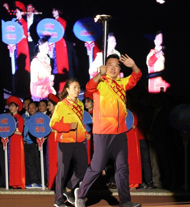 Khai mạc Đại hội thể thao toàn quốc 2018: Hà Nội so kè TPHCM ngôi vị Nhất toàn đoàn - Ảnh 9.