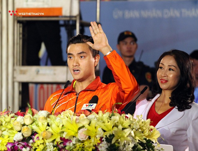 Khai mạc Đại hội thể thao toàn quốc 2018: Hà Nội so kè TPHCM ngôi vị Nhất toàn đoàn - Ảnh 10.