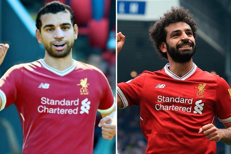 Salah, Aguero và các sao bóng đá cười ra nước mắt khi nhìn hình ảnh của mình trong game FIFA 19 - Ảnh 2.