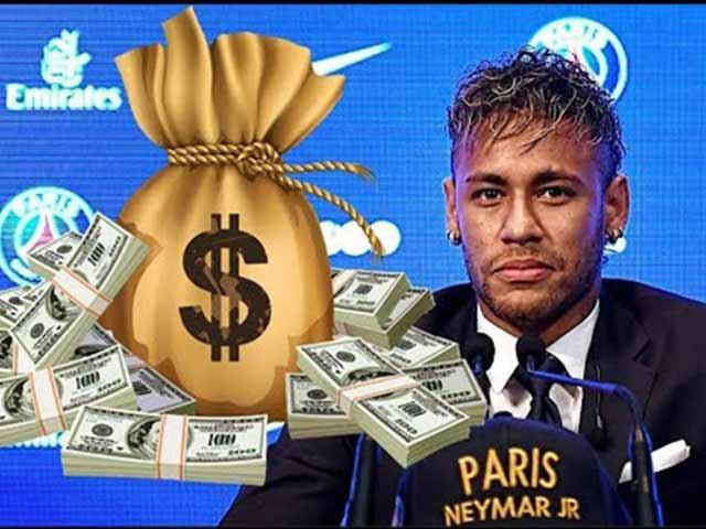 Ngôi sao nào vô đối trong Top 5 cầu thủ bóng đá kiếm tiền giỏi nhất thế giới? - Ảnh 5.