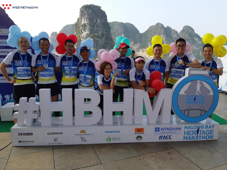 ĐKVĐ 100km VMM chịu thua kỷ lục gia 100km thế giới Lee Grantham ở Hạ Long - Ảnh 5.