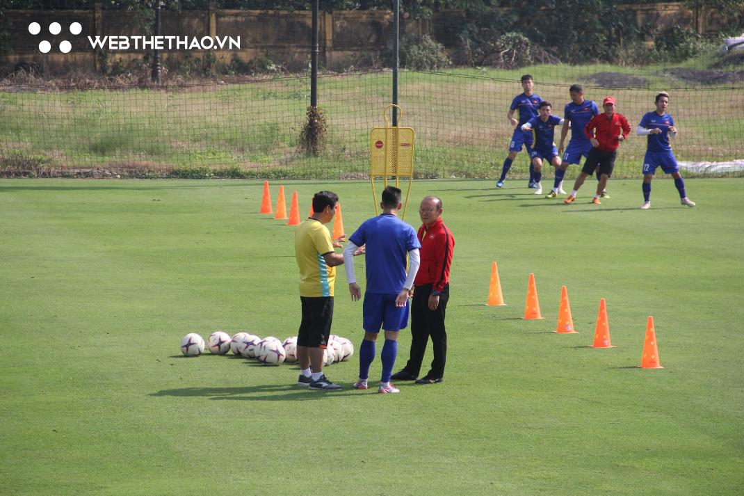 2 tuyển thủ được HLV Park Hang Seo chăm sóc đặc biệt trước bán kết AFF Cup 2018 - Ảnh 3.