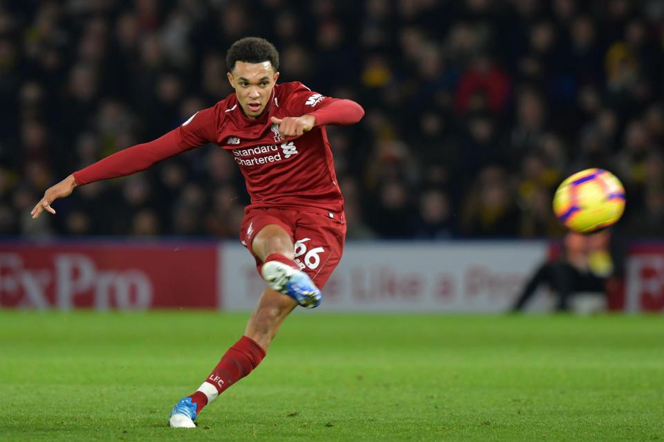 Hậu vệ cánh của Liverpool đã tạo ra khác biệt ngoạn mục thế nào ở mùa này? - Ảnh 6.