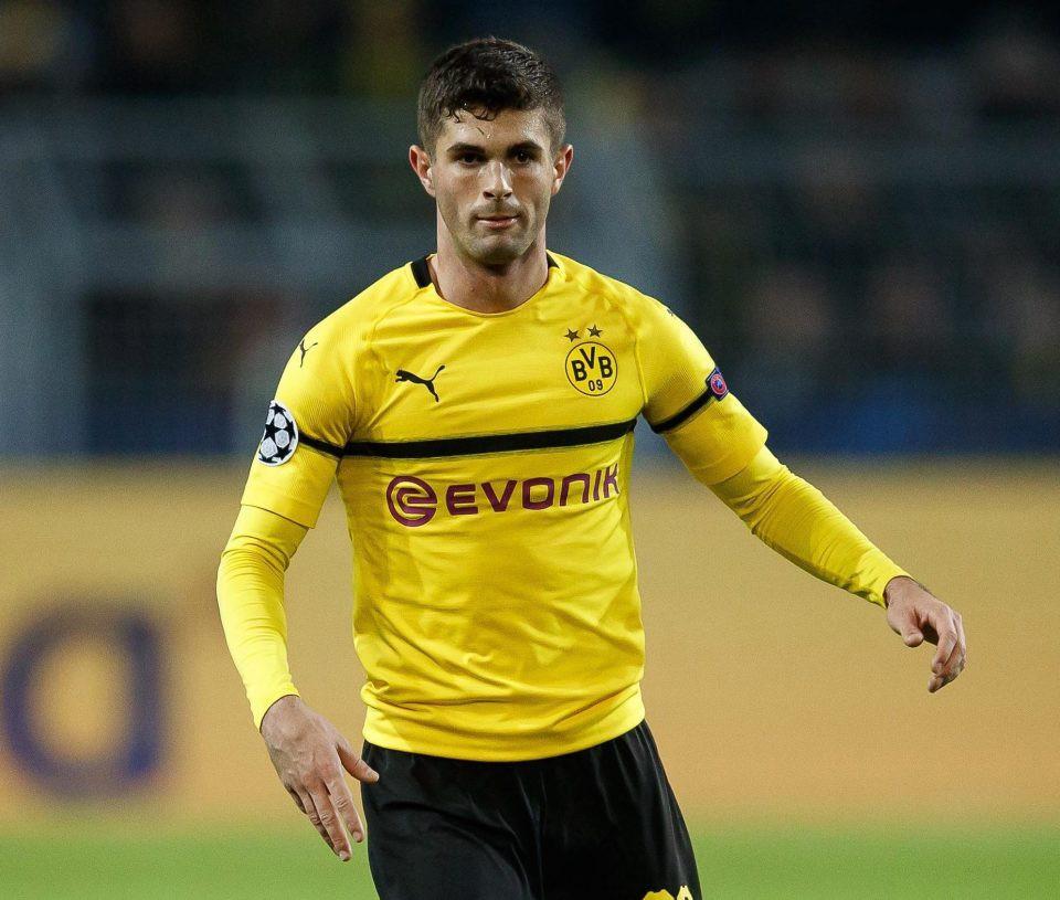Tin bóng đá ngày 1/12: Chelsea dẫn đầu cuộc đua mua Pulisic, nhưng có điều kiện với Dortmund - Ảnh 1.