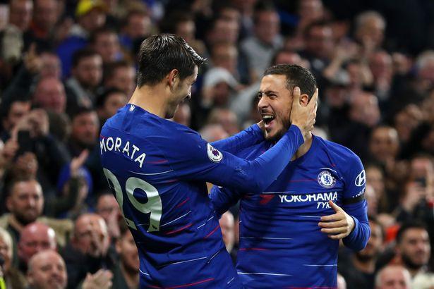 Số liệu thống kê cho thấy Alvaro Morata đang lạc lối ở Chelsea như thế nào - Ảnh 2.