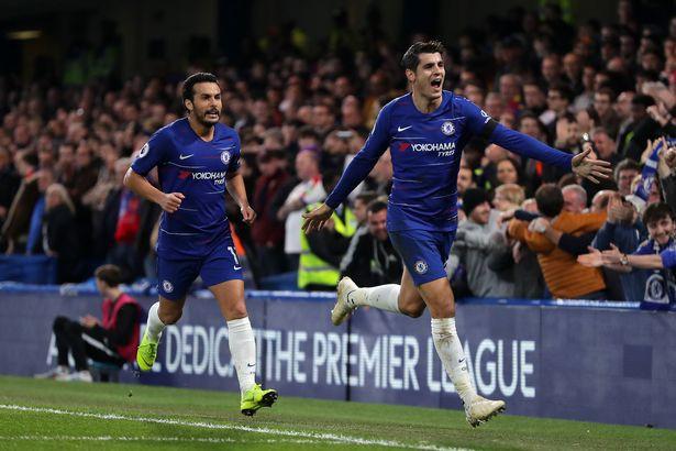 Số liệu thống kê cho thấy Alvaro Morata đang lạc lối ở Chelsea như thế nào - Ảnh 3.