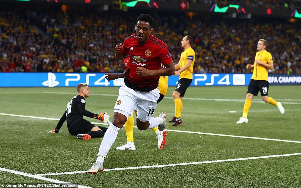 Cơ hội vượt qua vòng bảng Champions League của Man Utd như thế nào trong trận tiếp Young Boys? - Ảnh 5.