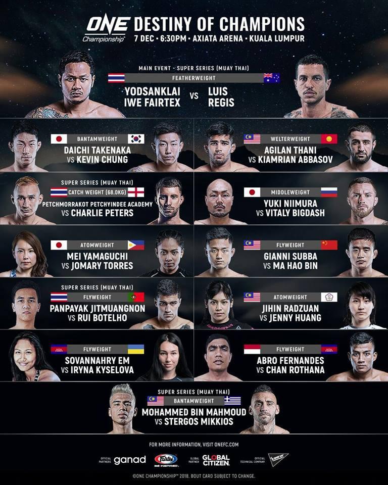 Những sự kiện MMA mà khán giả không thể bỏ qua trong tháng 12 - Ảnh 2.