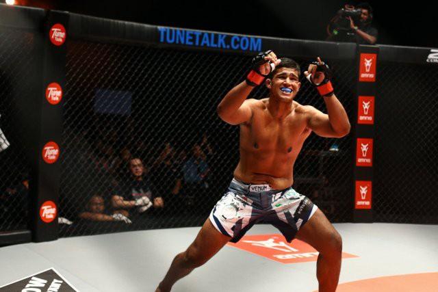 Agilan Thani - Cái tên sẽ mau chóng trở nên quen thuộc trên sàn MMA - Ảnh 5.