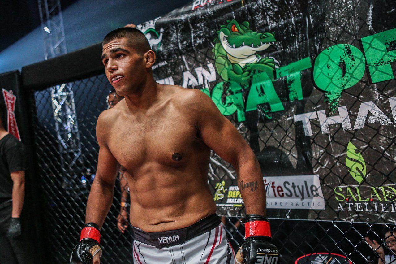Agilan Thani - Cái tên sẽ mau chóng trở nên quen thuộc trên sàn MMA - Ảnh 1.