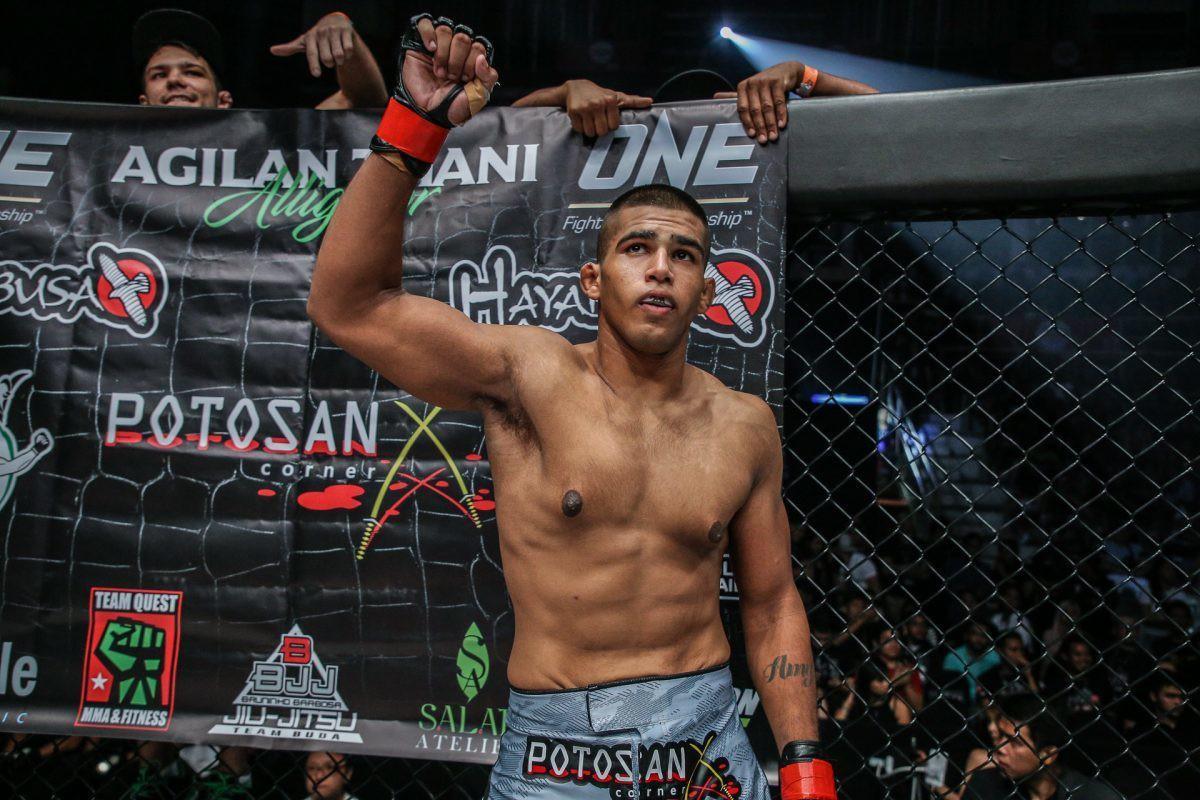 Agilan Thani - Cái tên sẽ mau chóng trở nên quen thuộc trên sàn MMA - Ảnh 7.